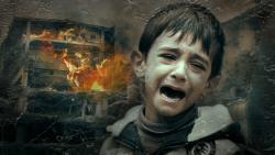 战争、痛苦