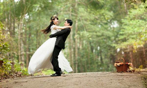 婚礼、婚姻